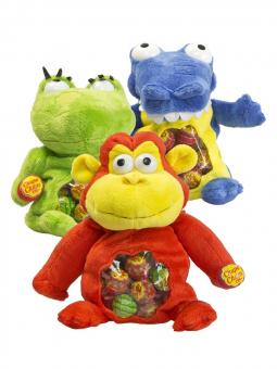 Chupa Chups Plush Figure Back Pack with 16 Lollipops 192g