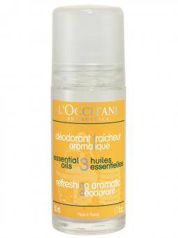 L'Occitane en Provence Aromachologie Refreshing Aromatic Deodorant 50 ml