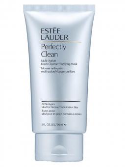 Estée Lauder Perfectly Clean Multi Action Foam Cleanser/Purifying Mask 150 ml