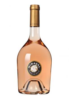 Jolie-Pitt & Perrin, Miraval, Côtes de Provence, AOC, sausas, rožinis vynas, 0.75l