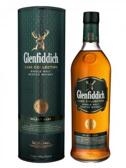 Glenfiddich Select Cask 40% 1l