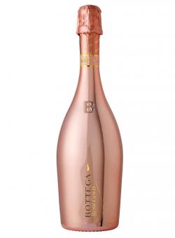 Bottega, Rosé Gold, brut, rosé, 0.75l