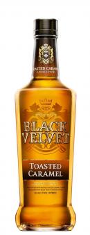 Black Velvet Toasted Caramel Whiskey 35 % 1l