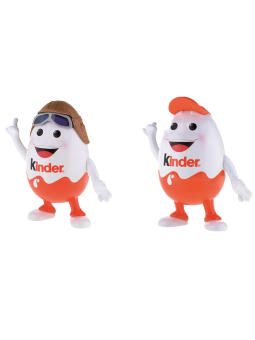 Kinder Surprise Mascot filled with 7 surprise eggs, 140g