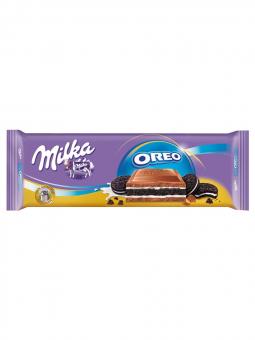 Milka Oreo Bar 300g
