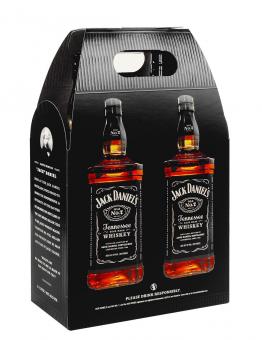 Jack Daniel's Black Label 40% 2x1l