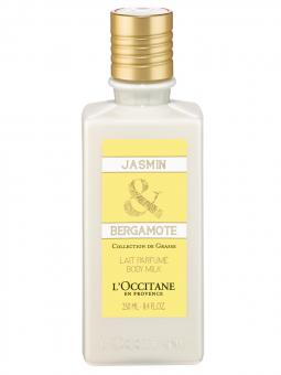 L'Occitane en Provence Collection de Grasse Jasmin & Bergamote Body Milk 250 ml
