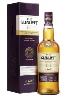 The Glenlivet Master Distiller's Reserve Solera Vatted 40% 1l