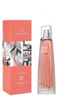Givenchy Live Irrésistible EDP 75 ml
