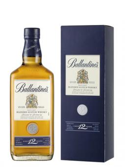Ballantine's, 12 years 40 % 1l