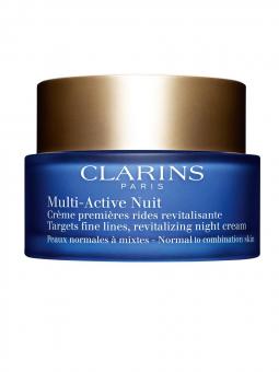 Clarins Multi Active Night Cream Light 50 ml