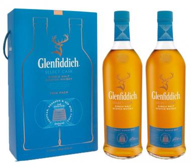 Glenfiddich Select Cask 40% 2x1l