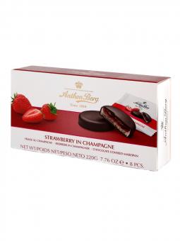 Anthon Berg Strawberry in Champagne 220g