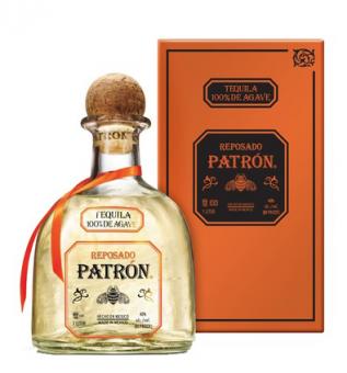 Patrón Tequila Reposado 40% 1l