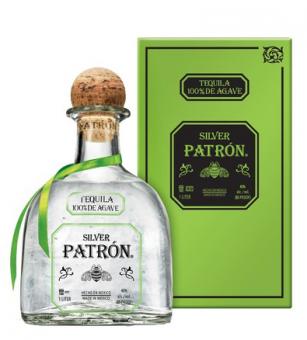 Patrón Tequila Silver 40% 1l