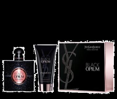 Yves Saint Laurent Black Opium Set