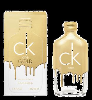 Calvin Klein CK ONE GOLD EDT 100 ml