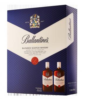 Ballantine's Finest 40% 2x1l