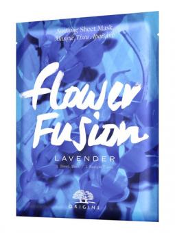 Origins Masks Sheet Mask Flower Fusion Lavender 34 g