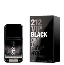 Carolina Herrera 212 VIP Black EDP 50 ml