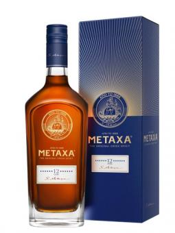 Metaxa 12 Stars 40% 1l