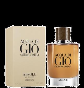Giorgio Armani Acqua di Gio pour Homme EDP 75 ml