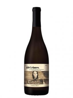 19 Crimes, Chardonnay, South Eastern Australia, semi-dry, white, 0.75l