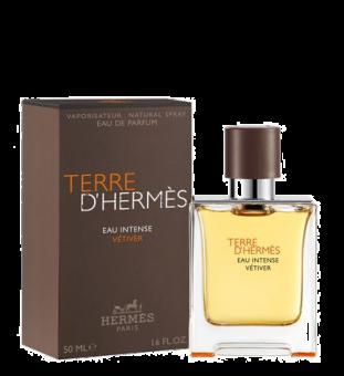 Hermès Terre d'Hermes Eau Intense Vetiver EDP 50 ml