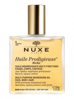 Nuxe Multi-Purpose Care Riche Multi-Purpose Nourishing Oil 100 ml