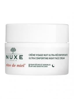 Nuxe Rêve De Miel Ultra Comforting Night Face Cream 50 ml