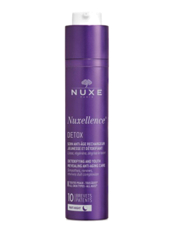 Nuxe Nuxellence Detox Detoxifying And Youth Revealing Anti-Aging Night Care 50 ml