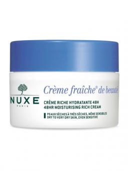 Nuxe Crème Fraîche De Beauté 48HR Moisturising Rich Cream 50 ml