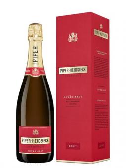 Piper-Heidsieck, Cuvée Brut, Champagne, AOC, brut, white, 0.75l