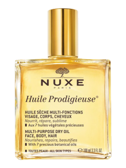 Nuxe Huile Prodigieuse Multi-Purpose Dry Oil Beauty To Go 30 ml