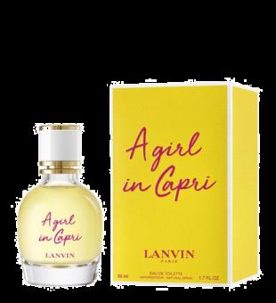 Lanvin A Girl in Capri EDT 50 ml