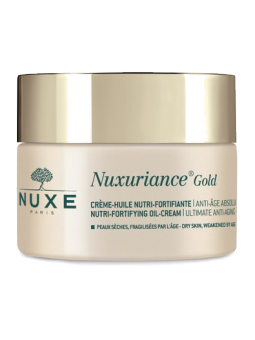 Nuxe Nuxuriance Gold Nutri-Fortifying Oil Cream 50 ml