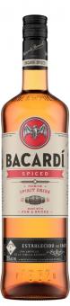 Bacardi Spiced Rum 35% 1L
