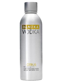 Danzka Vodka Citrus 40% 1l