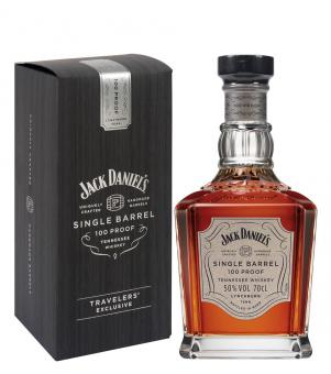 Jack Daniel's Single Barrel 100 Proof 50% 0.7l