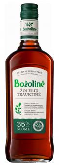 Božolinė Bitter 35% 0.5l