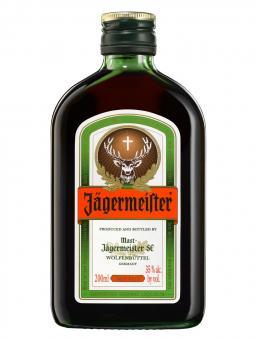 Jägermeister 35% 0.2l