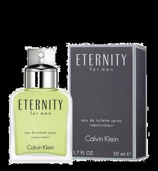 Calvin Klein Eternity For Men EDT 50 ml