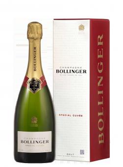 Bollinger, Special Cuvée, Champagne, AOC brut, white 0.75l