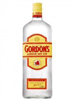 Gordon's Dry Gin 37.5% 1l