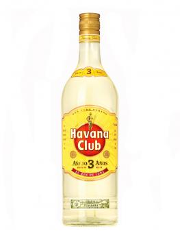 Havana Club 3 year old 40% 1l