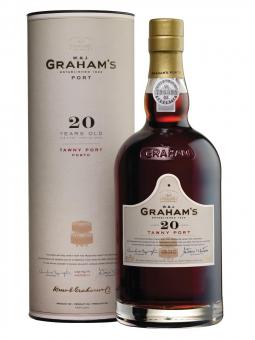 Graham's Tawny 20 Years 20% 0.75l
