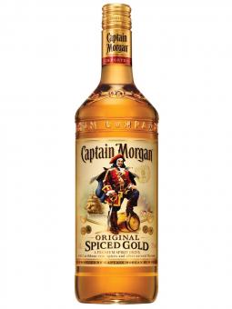 Captain Morgan Spiced Gold 35% 1l
