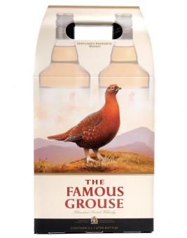 Famous Grouse 40% 2x1l