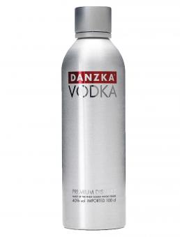 Danzka Vodka 40% 1l