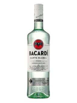 Bacardi Carta Blanca 40% 1l